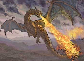 Why I Doubt that Fire-Breathing Dinosaurs Exist