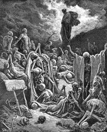 The Resurrected Saints