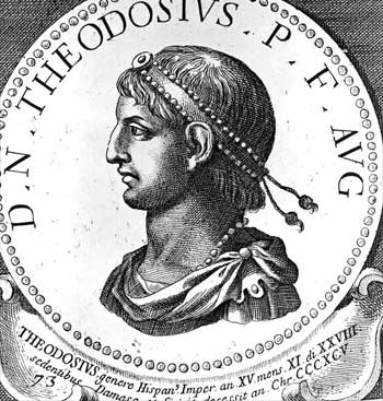 Arian Controversy, Theodosian Code, Justinian Code and the Trinity