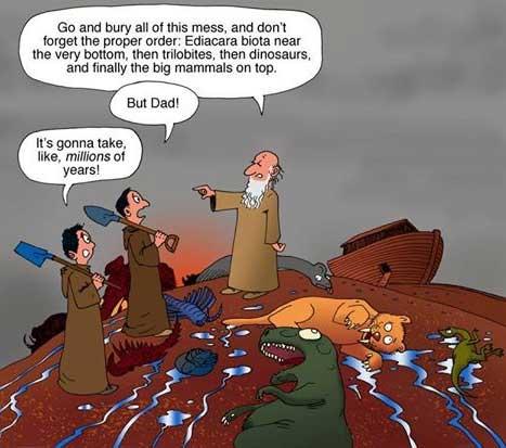 Creationist Misquote