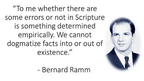 Bernard Ramm