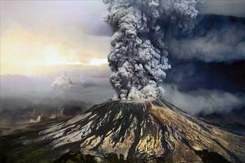 Mount St Helens and Flood Geology