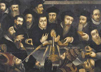 Calvin, the Reformers and their Animosities