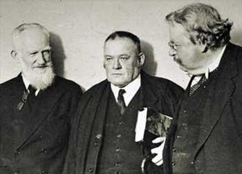 G.K. Chesterton's Universalism