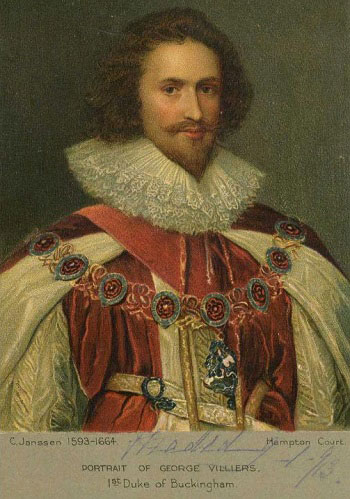 First Earl of Buckingham, George Villiers, King James' Lover