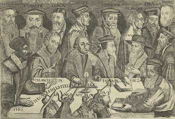 Mutual Animosities of the Protestant Reformers