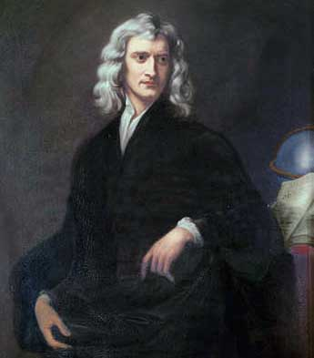 Isaac Newton and Intelligent Design