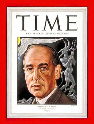 C. S. Lewis Time Magazine