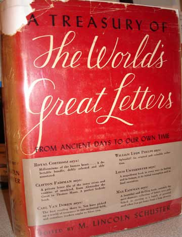 Spinoza - World's Great Letters