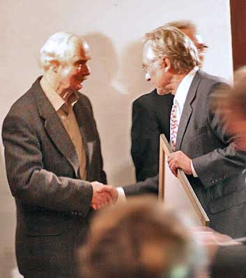 Richard Dawkins and Karl Heinrich Leopold Deschner