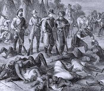 Native American Indian Genocide