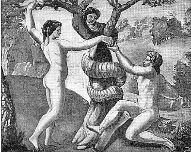 Adam, Eve and Lilith