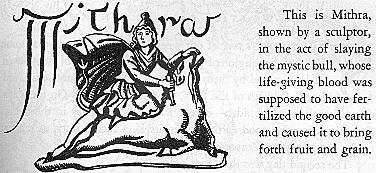 Mithra (Tree Worship)