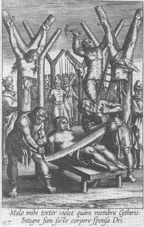 Catholic Martyrdom